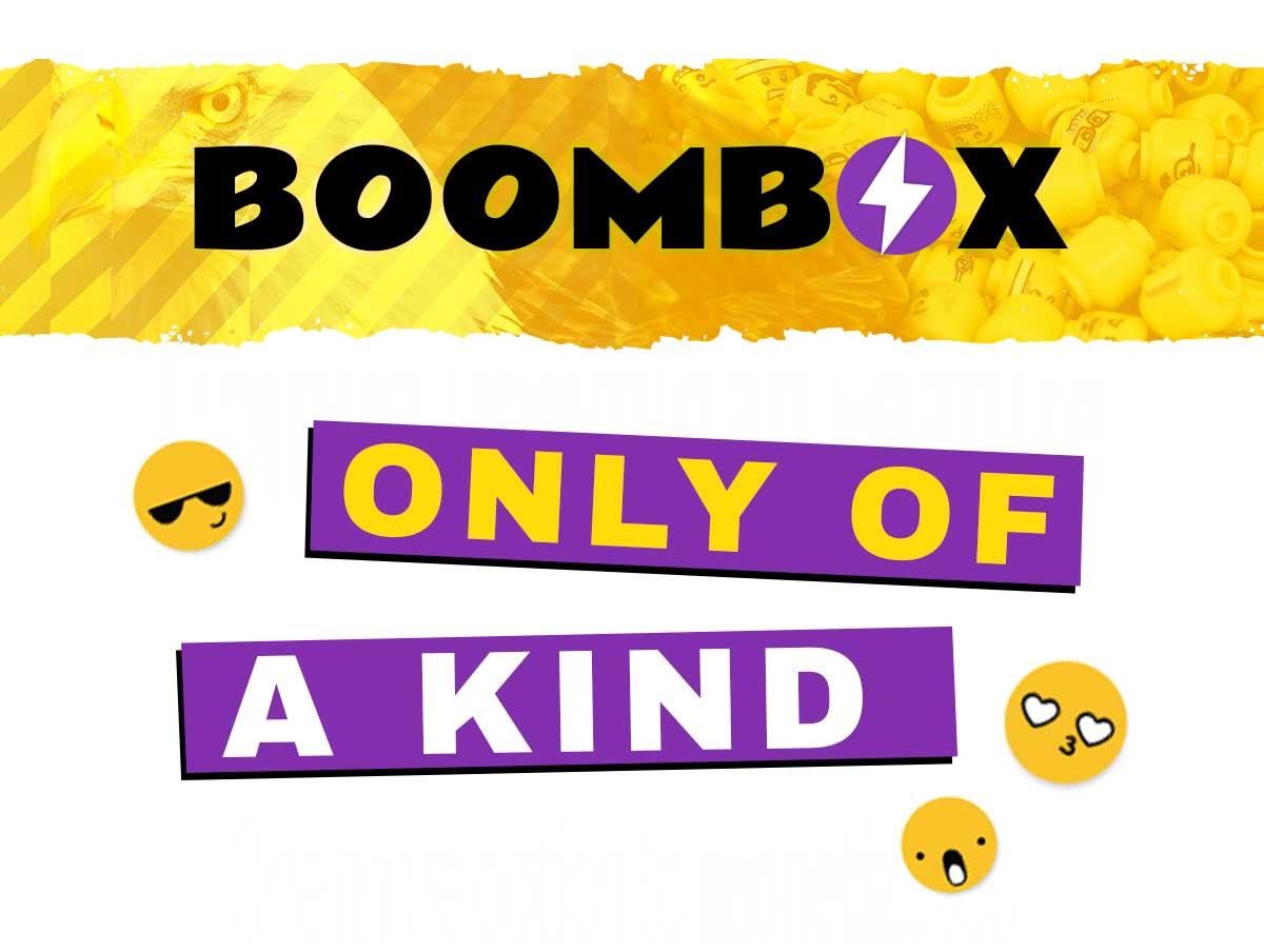 Boombox theme