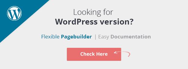 Looking for WordPress version?